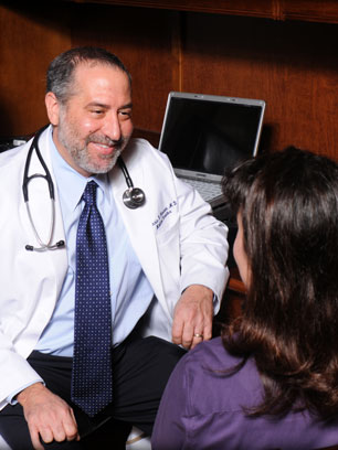 Dr. Morris Hasson answer frequently asked questions from a patient